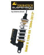 Touratech Suspension ressort-amortisseur *avant* pour BMW R1200GS 2004-2012 type *Extreme*
