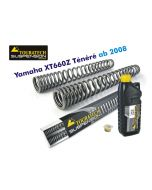 Progressive fork springs for Yamaha XT660Z Tenere (no ABS) *from 2008*