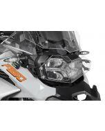 Protection de phare makrolon à attache rapide pour BMW F850GS Adventure *OFFROAD USE ONLY*