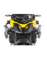 Set of LED auxiliary headlights fog / fog for Touratech crash bars (082-5161/082-5163) for BMW F850GS / F750GS