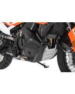Arceau de protection du réservoir en acier inoxydable, noir pour KTM 890 Adventure/ 890 Adventure R/ 790 Adventure/ 790 Adventure R