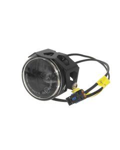 Jeu de phares supplémentaires à DEL antibrouillard, support universel à gauche