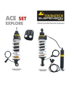 Touratech ACE Suspension *Explore* SET pour BMW R1150GS (2000-2003)
