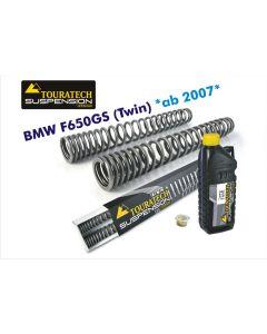 Ressorts de fourche de rechange progressifs , BMW F650GS (Twin) 2008-2012