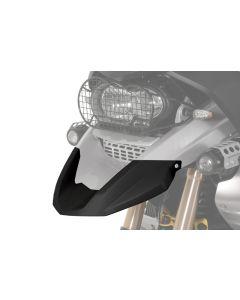 Mudguard extention for BMW R 1200 GS, black, (2008-2012)