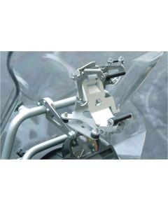 BMW R 1200 GS Adventure up to 2013 / Buell XB12X Ulysses GPS adapter *Not with Handlebar bracket MvG *