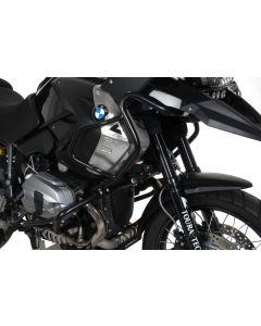 Arceau de protection pour habillage *inox* noir, pour BMW R1200GS (2008-2012)