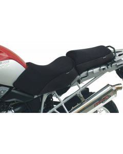 Selle confort conducteur DriRide, pour BMW R1200GS jusqu'a 2012/R1200GS Adventure jusqu'a 2013, respirante, réglable, standard
