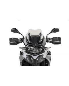 Spoiler pour des protège-mains d'origine BMW (set) pour BMW R1250GS/ R1250GS Adventure/ R1200GS à partir de 2013/ R1200GS Adventure à partir de 2014/ F850GS/ F850GS Adventure / F750GS/ F800GS Adventure