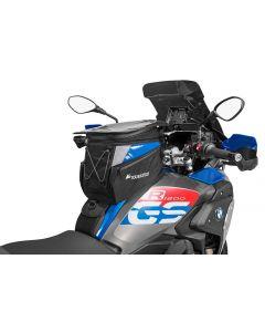 Sacoche de réservoir Ambato Exp Rallye pour BMW R1250GS/ R1250GS Adventure/ R1200GS (LC)/ R1200GS Adventure (LC)/ F850GS/ F850GS Adventure/ F750GS