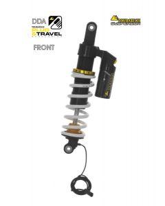 """Ressort-amortisseur de suspension Touratech """"avant"""" DDA/Plug & Travel pour BMW R1200GS/R1250GS à partir de 2017"""