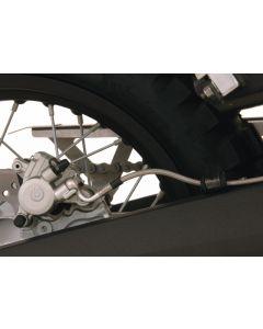 Durites de frein type aviation arrière, Yamaha XT660Z Ténéré