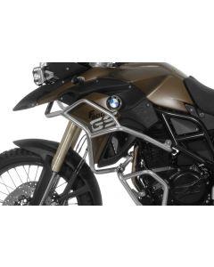 Extension de l'arceau de protection acier inoxydable pour BMW F700GS, F800GS à partir de 2013