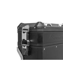 Extension de coffre VOLUME BOOSTER pour le coffre BMW d'origine en aluminium, noir