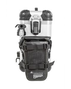 ZEGA Evo support accessoires adaptateur avec trousse supplémentaire+ EXTREME Edition by Touratech Waterproof