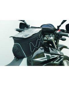 Sacoche de réservoir Triumph Tiger 800/ 800XC/ 800XCx / Yamaha XT660R/ BMW HP2 / Husqvarna TR650 Terra / TR650 Strada