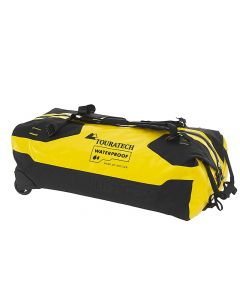Sac de voyage Duffle RS avec roues, 110 litres, jaune, by Touratech Waterproof made by ORTLIEB