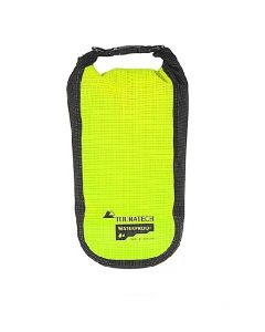 Pochette complémentaire High Visibility, taille S, 2 litres, jaune/noir, by Touratech Waterproof made by ORTLIEB