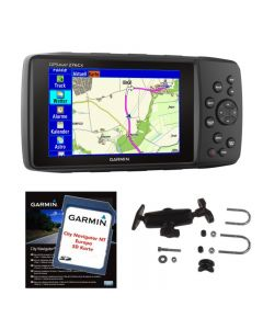 Garmin GPSMAP 276Cx Set incl. City Navigator NT Europa et RAM-Mount