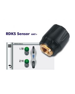 Bouchon de valve Garmin RDKS, système de contrôle de la pression de gonflage (ANT+) pour zumo 590/ 595LM et zumo 345/ 390/ 395LM