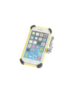 "Support pour guidon ""iBracket"" pour Apple iPhone 6 Plus/7 Plus/8 Plus/ XS Max, moto & vélo"