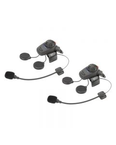 SENA SMH5 headset, Bluetooth communication system (duo set)