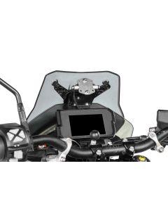 Adaptateur de montage GPS pour un montage direct sur des supports de 12 mm pour Garmin Zumo XT, Zumo 5xx, 276Cx et la série TomTom Rider