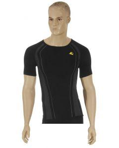 "T-shirt ""Allroad"", homme, noir, taille 2XL"