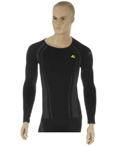 """Maillot long """"Allroad"""", homme, noir, taille L"""