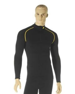 "Longshirt ""Touratech Primero Alpine"" men, black, size XL"