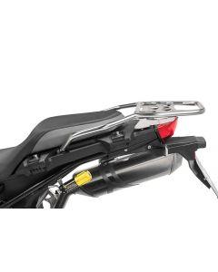 Support de coffres topcase ZEGA, inox pour BMW F850GS/ F850GS Adventure/ F750GS
