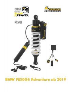 Ressort-amortisseur de suspension Touratech pour BMW F850GS Adventure à partir de 2019 DDA/Plug & Travel
