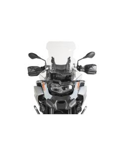 Windscreen, L, transparent, for BMW F850GS / F850GS Adventure