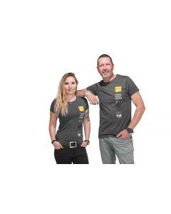 T-Shirt Travel Event 2019 Limited Edition, men, size L