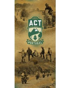 "Map Touratech ""ACT Portugal"" 1:1100000"