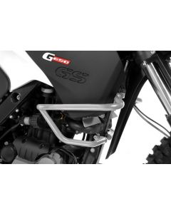 Protège-carénage *en acier inoxydable* pour BMW F650GS / F650GS Dakar / G650GS / G650GS Sertao