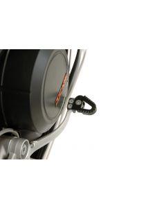 Folding brake lever attachment kit for KTM 1050 Adventure/ 1090 Adventure/ 1290 Super Adventure/ 1190 Adventure/ 690 Enduro/ 690 Enduro R/ 790 Adventure/ Husqvarna 701