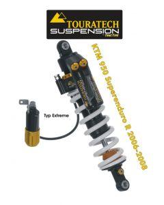 Ressort-amortisseur de suspension Touratech pour KTM 950 Super Enduro R (2006-2009) Type Extreme