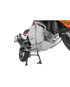 Sabot moteur RALLYE Evo, Aluminium pour KTM 790 Adventure/ 790 Adventure R - KTM béquille centrale