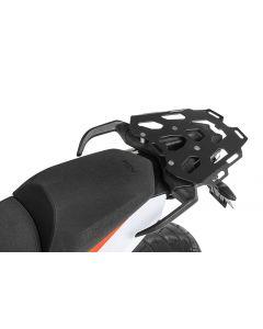 Porte-bagages, noir pour KTM 890 Adventure/ 890 Adventure R/ 790 Adventure/ 790 Adventure R