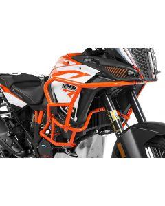 Extension de l'arceau de protection orange pour KTM 1290 Super Adventure S / R