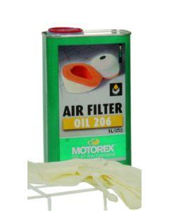 Motorex Airfilter Oil - 1 litre