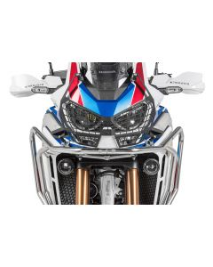 Jeu de phares supplémentaires à DEL antibrouillard/antibrouillard pour Honda CRF1100L Adventure Sports