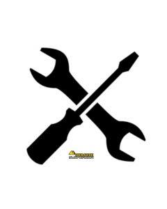 Outil pour retirer les ressorts de fourche pour Honda CRF1100L ADV Sports Type : HP-T01