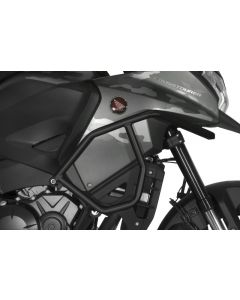 Stainless steel crash bar for Honda VFR1200X Crosstourer , black