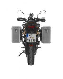 ZEGA Mundo aluminium pannier system  for Kawasaki Versys 650 (2010-2014)