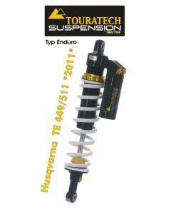 "Ressort-amortisseur de suspension Touratech pour Husqvarna TE449/511 (2011) type ""Enduro"""