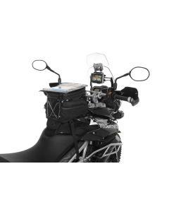 Sacoche de réservoir Black Edition pour Triumph Tiger 800/ 800XC/ 800XCx, étanche