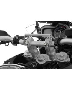 GPS Adaptateur de montage pour potence pour Triumph Tiger 900/ 1200/ 800/ Explorer