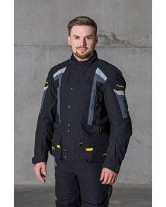 Compañero World2, veste hommes, taille standard, noir